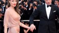 Tarantino wird in Cannes gefeiert