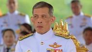 Entpuppt sich als geschickter Politiker: Thailands zukünftiger König Maha Vajiralongkorn