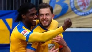 Braunschweig auf dem Weg in die Bundesliga