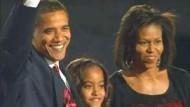 Chicago feiert Barack Obama