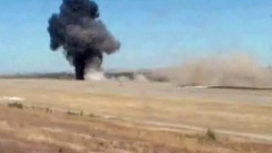El Pais zeigt Video vom Madrider Flugzeugunglück
