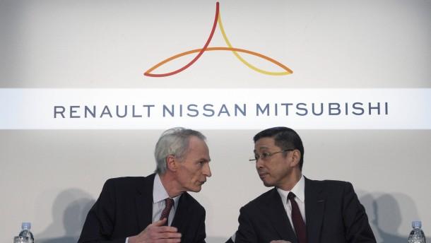 Renault nimmt Übernahmen ins Visier