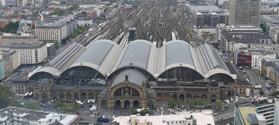 Frankfurt Bahnhof Adresse