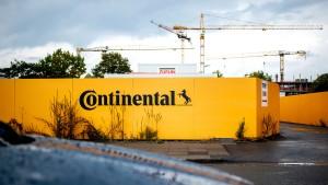 Betriebsrat macht Front gegen Continental-Vorstand