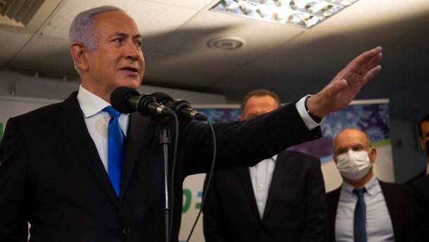 Auf einmal umwirbt Netanjahu die arabischen Israelis