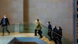 Merkels Fehlerkultur und das Risiko der anderen