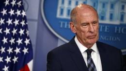 Amerika warnt in geheimen Treffen vor Handel mit China