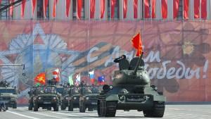 Die Angst vor einem russischen Blitzkrieg
