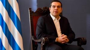 Enttäuschte Griechen