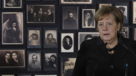 """Auschwitz """"ist fester Teil unserer nationalen Identität"""""""