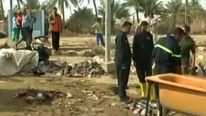 Dutzende Tote bei Attentat auf schiitische Pilger