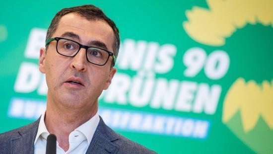 Morddrohungen gegen Cem Özdemir