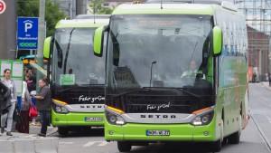 Flixbusse sollen noch grüner werden