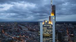 Commerzbank begeistert mit Quartalsgewinn die Börse