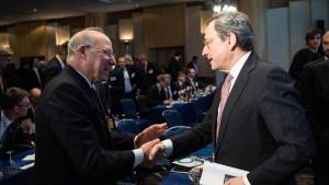 Die EZB und die Negativzinsen