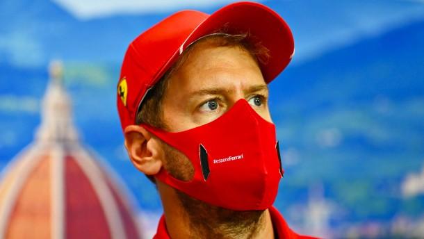 Letzte Chance für Vettel