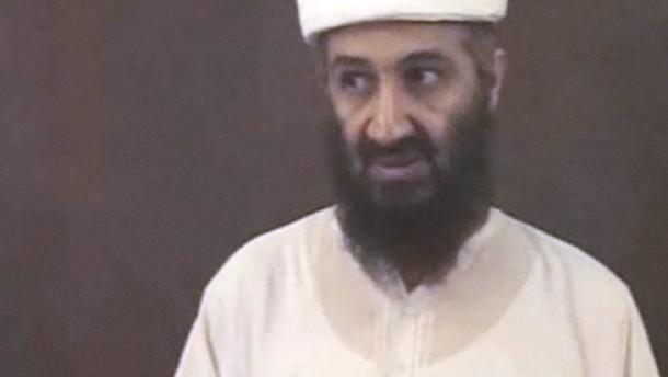 Regierung veröffentlicht neue Bin-Ladin-Videos