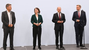 SPD, Grüne und FDP wollen Koalitionsverhandlungen aufnehmen