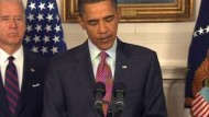 Obama verspricht Haiti schnelle Hilfe