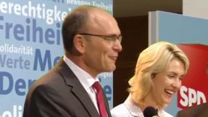 SPD spürt Rückenwind, FDP leckt Wunden