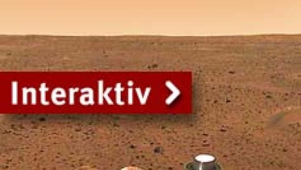 Der Mars wird enträtselt
