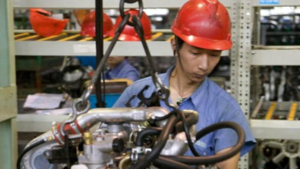 Chinesische Wirtschaft zeigt Stabilisierungszeichen