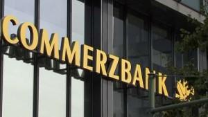Commerzbank will 340 Filialen schließen