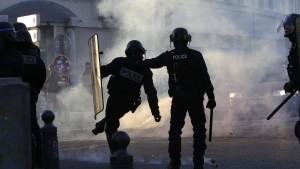 """Europarat sieht Menschenrechte der """"Gelbwesten"""" in Gefahr"""