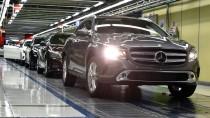 Leasingverträge, die mit negativen Effektivzinsen beworben werden, gibt es unter anderem für die Mercedes-Benz A-Klasse.