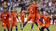 Chile ist Südamerika-Meister