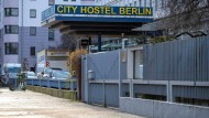 Das umstrittene City-Hostel in Berlin
