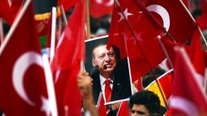 Ein Teil des Herzens ist in der Türkei