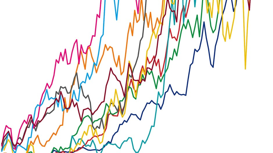 Auf die richtige Aktie gesetzt? In den vergangenen zehn Jahren waren unvorstellbare 5800 Prozent Zuwachs drin.
