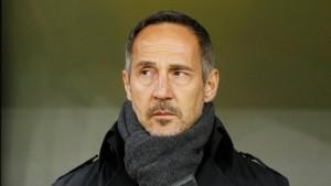 Coach Hütter weiterhin gesperrt