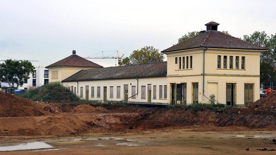 Nach langem Warten starten die Bauarbeiten für das Schokoladenmuseum in Hattersheim (Archivbild).