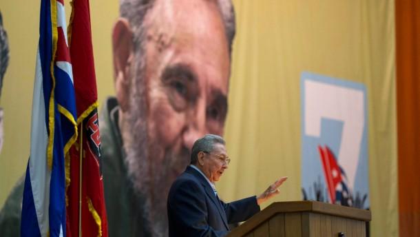 Raúl Castro plädiert für Wirtschaftsöffnung