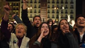 Schwere Verluste für Konservative – Podemos stark