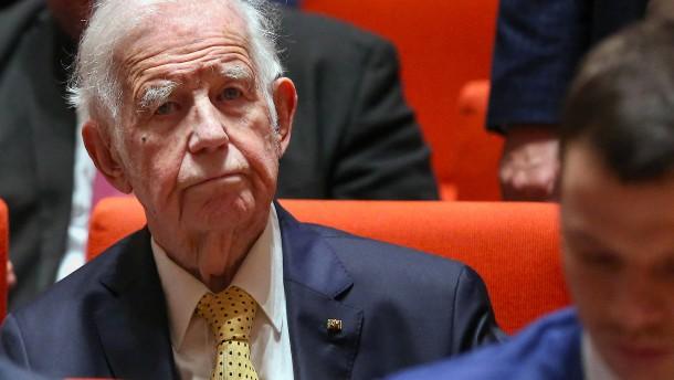 Früherer sächsischer Ministerpräsident ist tot