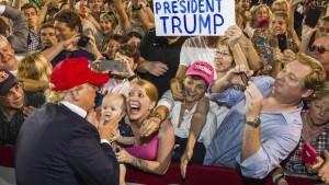 Wer wählt Donald Trump?