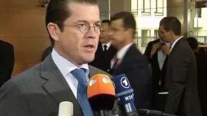 """Guttenberg: """"Grundsätzlich gute Idee"""""""