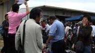 In Thailand herrscht Chaos im Luftverkehr