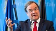 Will sich derzeit nicht um das Amt des CDU-Vorsitzenden bewerben: Armin Laschet