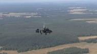 Brandenburgs Polizei erprobt neues Fluggerät