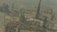 Burj Dubai wird eingeweiht.