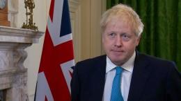 Großbritannien laut Johnson zu No-Deal bereit