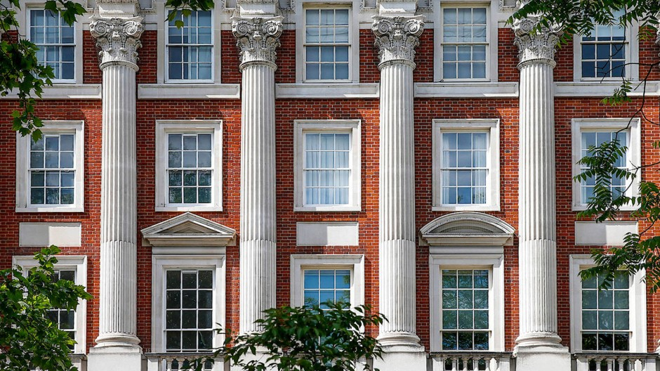 Londoner Luxus-Immobilie im Stadtteil Mayfair