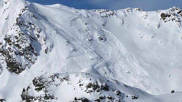 Bergsteiger Carlalberto Cimenti verunglückt