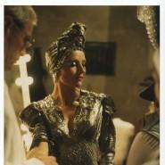 Silbrig wie eine Göttin: Hanna Schygulla 198ß als Lili Marleen im gleichnahmigen Film von Rainer Werner Fassbinder.