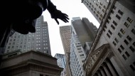Die Anleger an der Wall Street fassen langsam wieder Zutrauen, auch wenn manches Kreditgebäude wackelig erscheint.