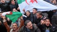 400 Festnahmen bei Demonstration in Algier